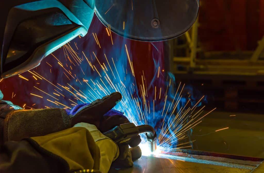 Industrial SEO welder